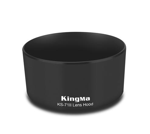 Kingma KS-71II Lens Hood for Canon M5 M6 M50 Camera