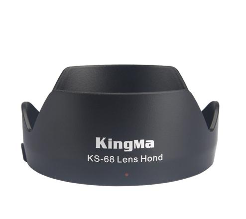 Kingma KS-68 Lens hood For Canon 5D 550D 750D Camera