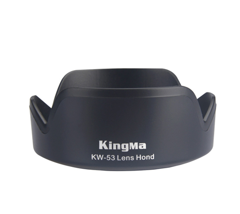 Kingma KW-53 Lens hood for Canon M3 M10 M100 camera