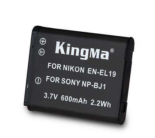 劲码 EN-EL19 电池适用于尼康 S2500 S2600相机