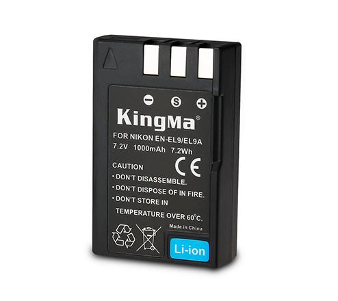 劲码EN-EL9电池适用于尼康D3000 D5000相机