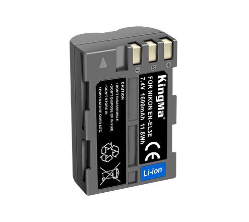 劲码EN-EL3E 电池适用于尼康D80 D90相机