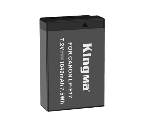 劲码 LP-E17 电池适用于佳能EOS M3 M6相机