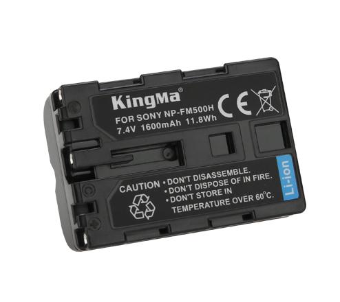 劲码相机电池NP-FM500H适用于索尼F717 F828 R1 A99相机