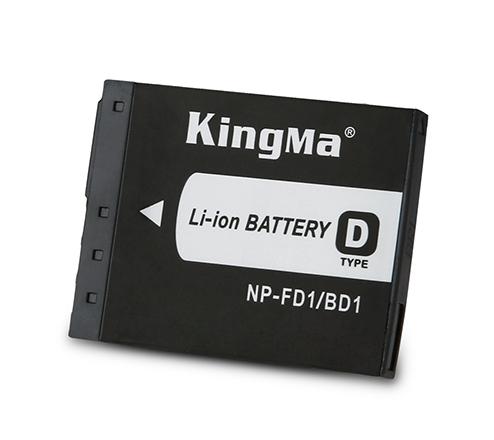 劲码相机电池NP-BD1适用于索尼TX1 T1 T70 T200相机