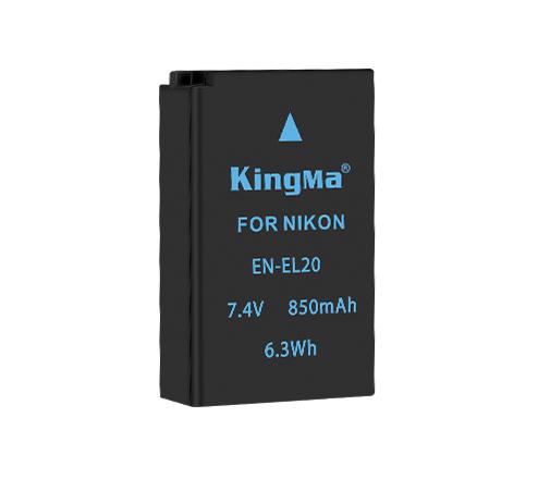 劲码 EN-EL20电池适用于尼康J1 J2相机