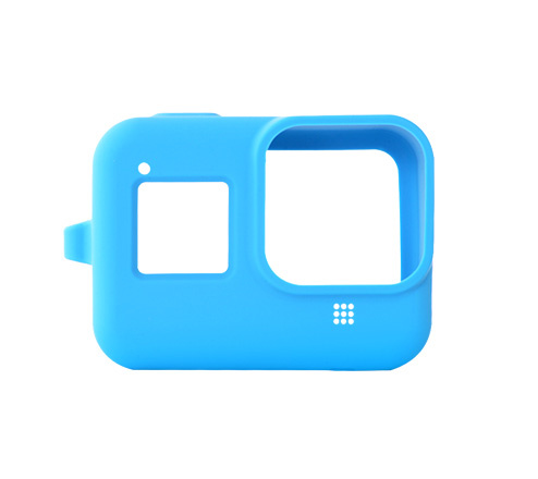 KingMa Action Camera Accessories Silicone Protective Case For Gopro Hero 8 Camera