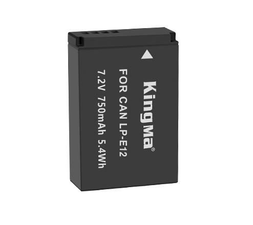 劲码 LP-E12 电池适用于佳能EOS M EOS M2相机