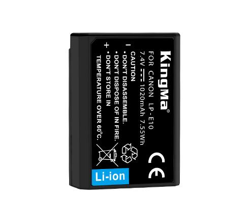 劲码 LP-E10电池适用于佳能EOS 1100D 1200D相机