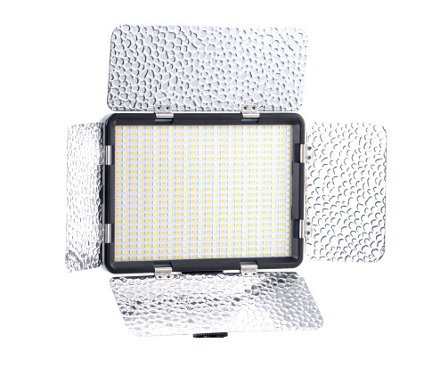KingMa LED Video Light LED-528AS with Bi-Color For Camera
