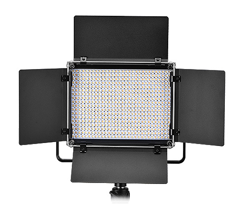 Kingma LED video light LED014-540ASRC Bi-color for camera studio lighting