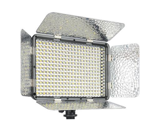 劲码LED摄影补光灯LED-330C双色温调节