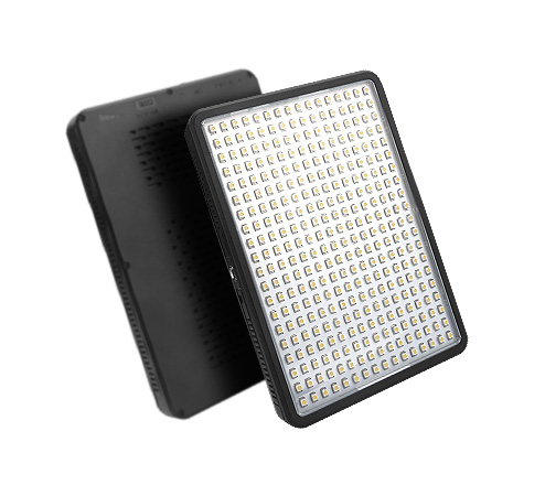 Kingma slim LED video light LED002-320I built-in 8000mAh battery