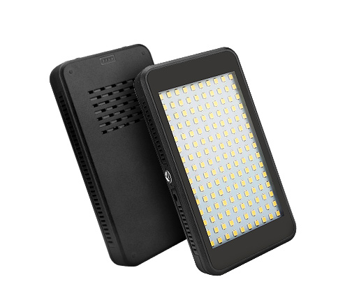 劲码超薄便携LED摄影补光灯LED001-150含内置电池4200mAh容量