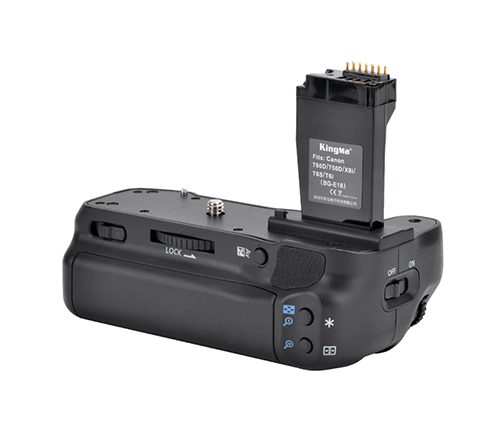 Kingma BG-E18 battery Grip for Canon 750D 760D camera
