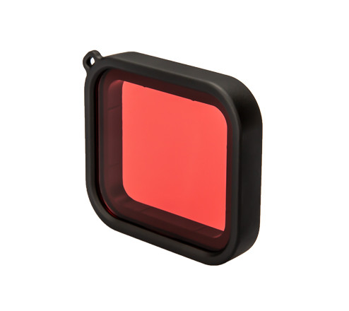 KingMa Red Color Lens Filter for GoPro Hero 5 6 7 Waterproof Case