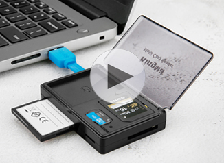 KingMa BMU001 USB 3.0 Card Reader