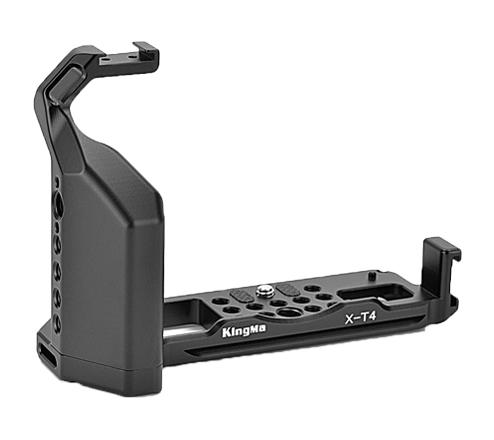 Kingma BM-XT4 L Plate Bracket Holder for Fujifilm X-T4 XT4Camera
