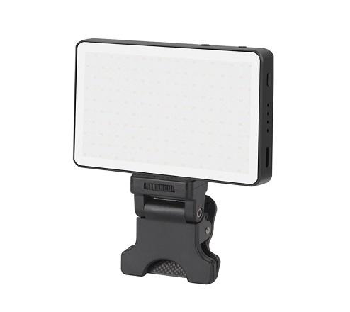 Kingma LED Video Light KM-128AI Mini Portable and Durable Led Video Light for Vlogging Shooting