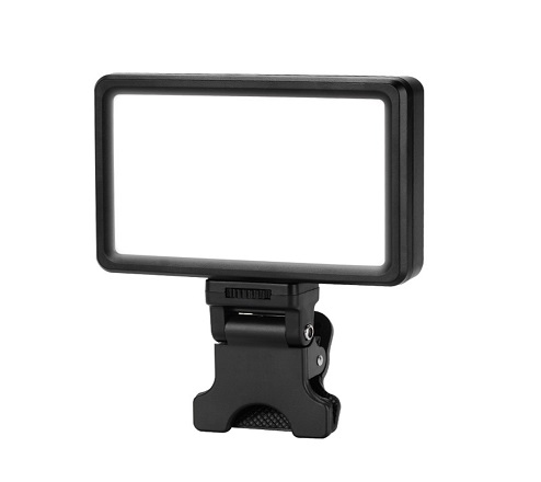 KingMa Soft Light KM-68SL with Clip Kit For Live Streaming Video Conference Online