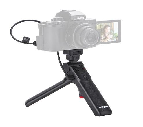 Kingma Vlog Camera Grip Mini Tripod for Panasonic mirrorless and compact camera