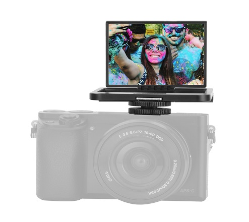 KingMa High Quality Camera Flip Screen Mirror For Selfie Volgging And Live Streaming